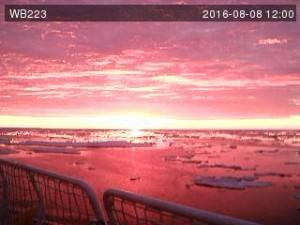 WB023 sunset